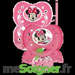 Acheter Dodie Disney Sucette anatomique silicone +6mois minnie Lot/2 à CHAMBÉRY